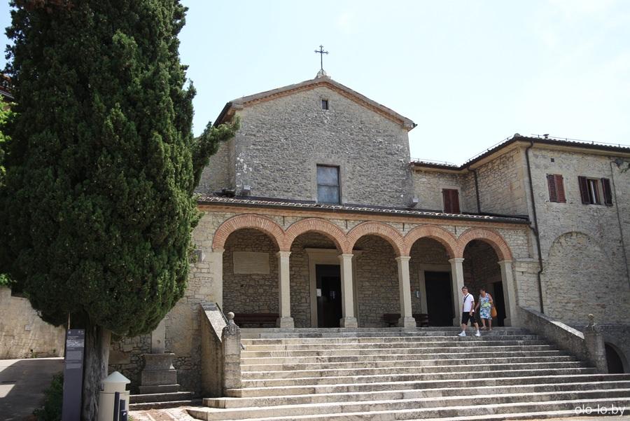 церковь Капуцинов, Сан Марино