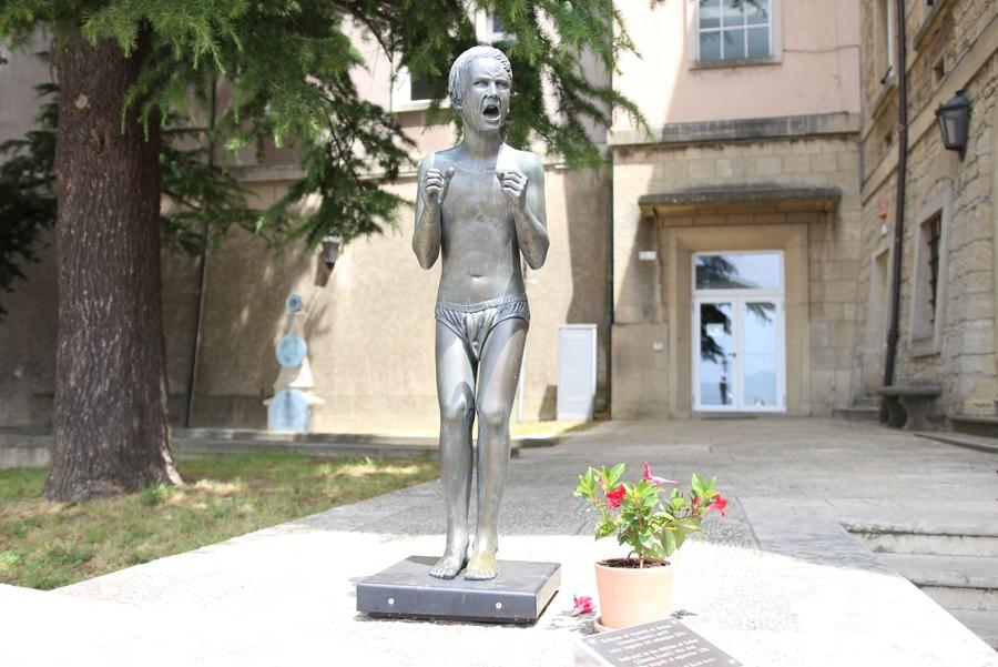 памятник жертвам Беслана, Сан Марино