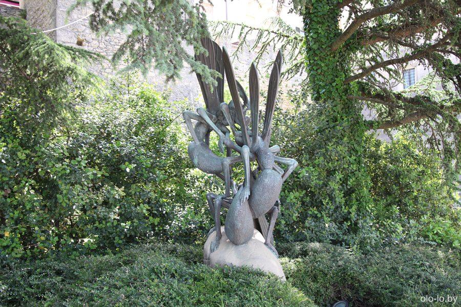 памятник Пчелы, Сан Марино