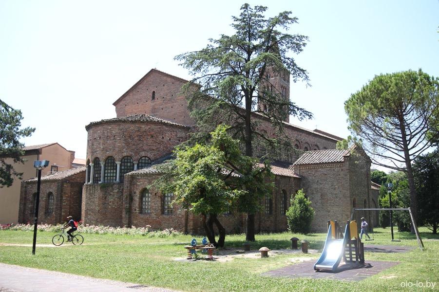 базилика Сан Джованни Евангелиста, Равенна