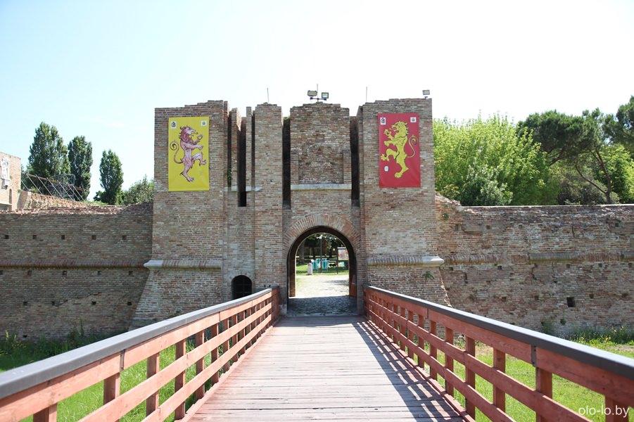 крепость Бранколеоне, Равенна