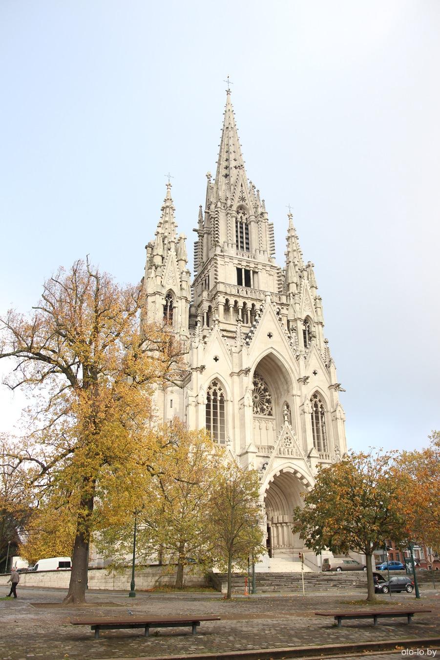 церковь Нашей Госпожи, Брюссель