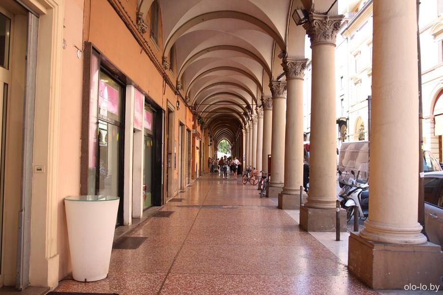 арки в Болонье