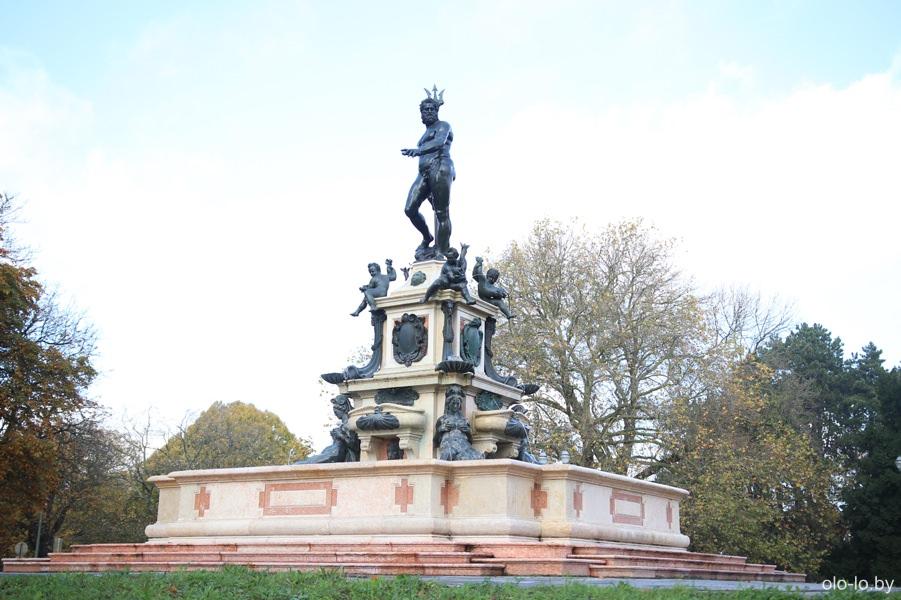 фонтан Нептуна, Брюссель