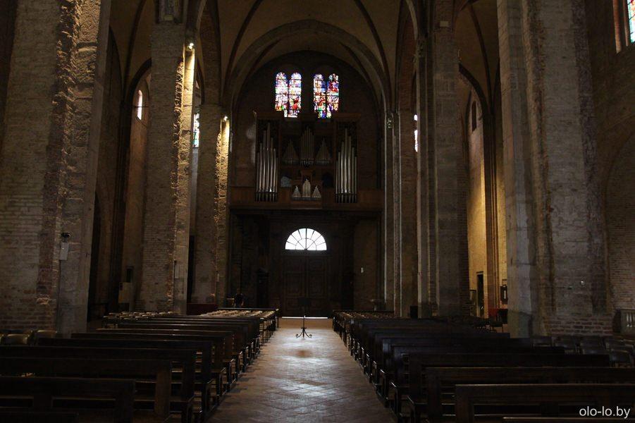 Базилика Сан Симплисиано, Милан