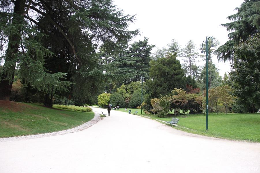 парк Семпионе, Милан