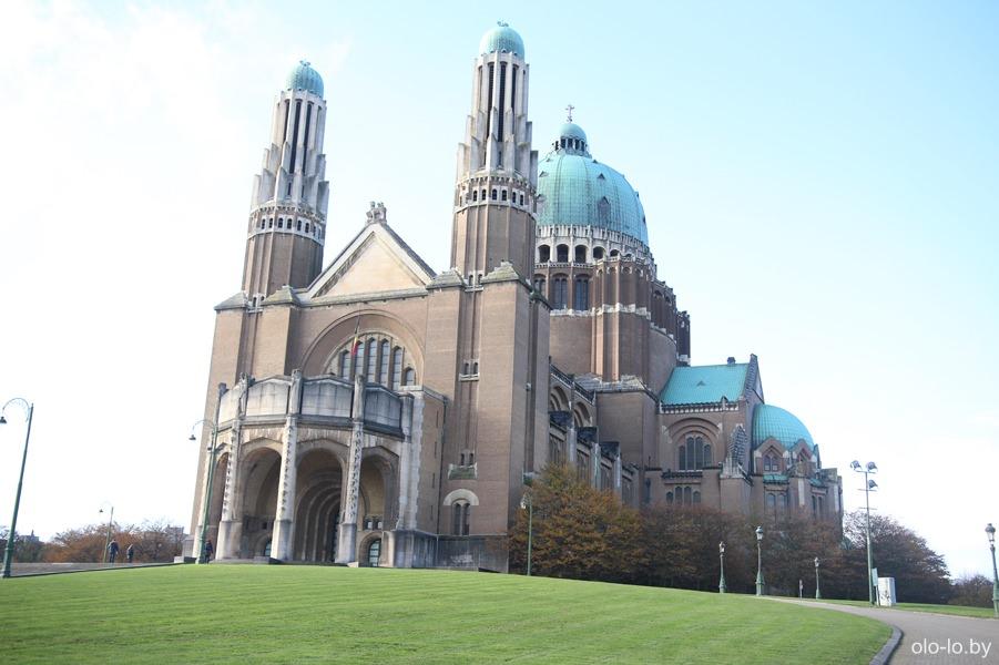 базилика Сакре Кер, Брюссель