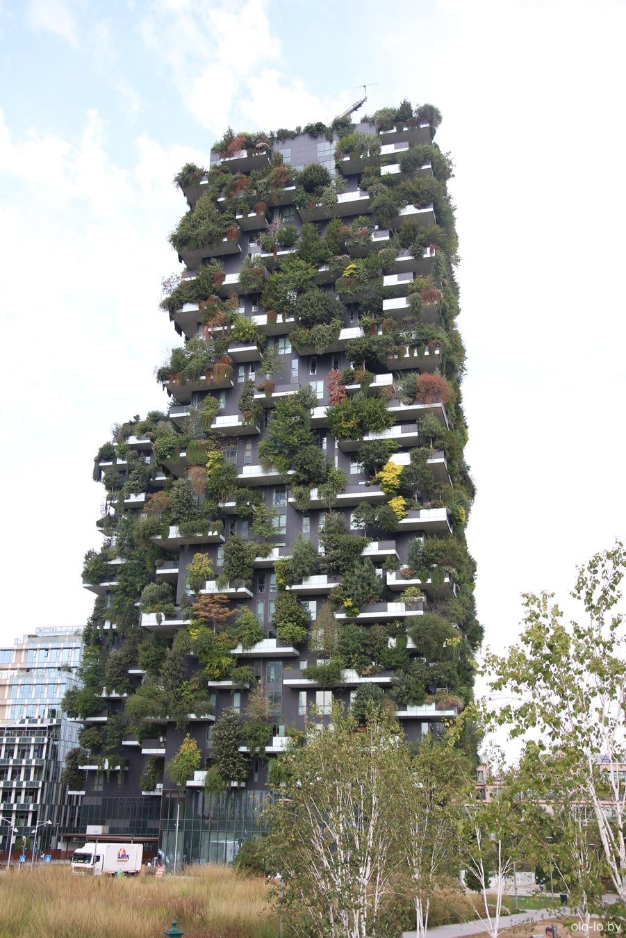 башни Bosco, Милан