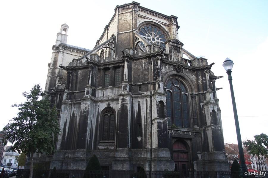 церковь Святой Екатерины, Брюссель