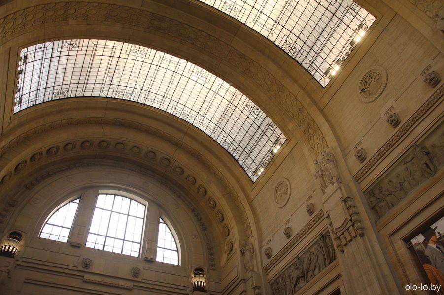 центральный вокзал, Милан