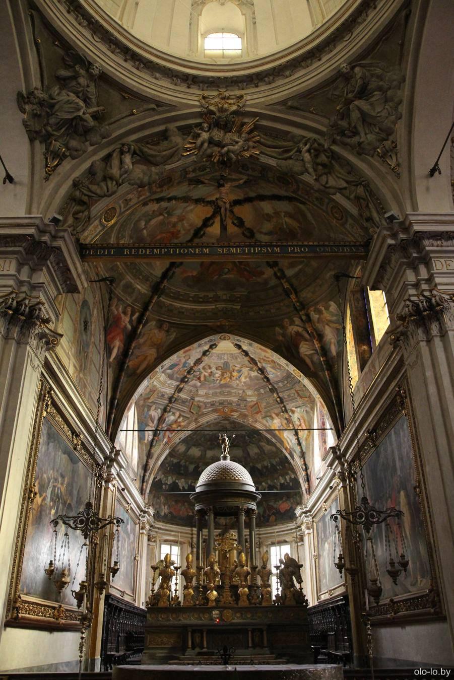 Церковь Святого Марка, Милан