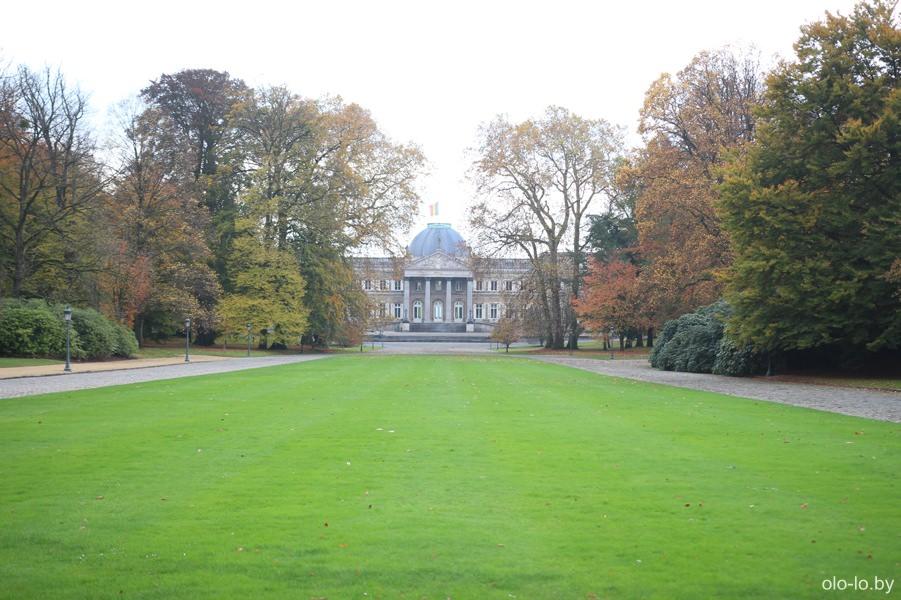 дворец-резиденция королей, Брюссель