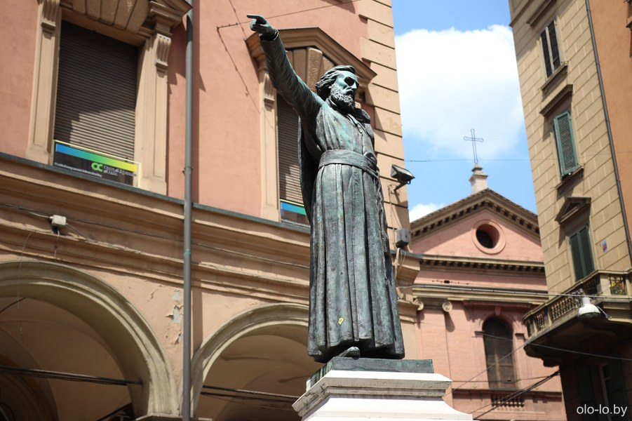 улицы Болоньи