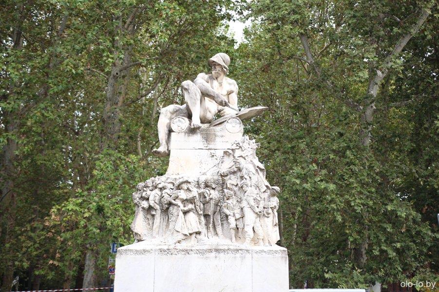парк Бельжиозо, Милан
