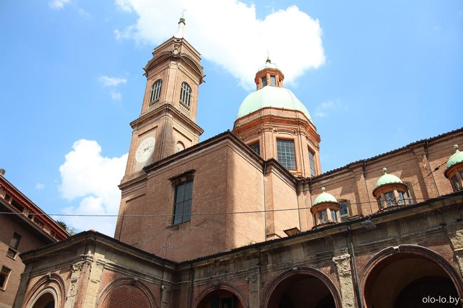 церковь Святого Варфоломея и Гаетано, Болонья