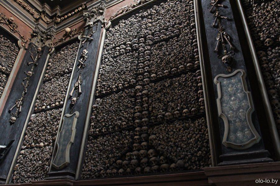 церковь Сан Бернардино алле Осса, Милан