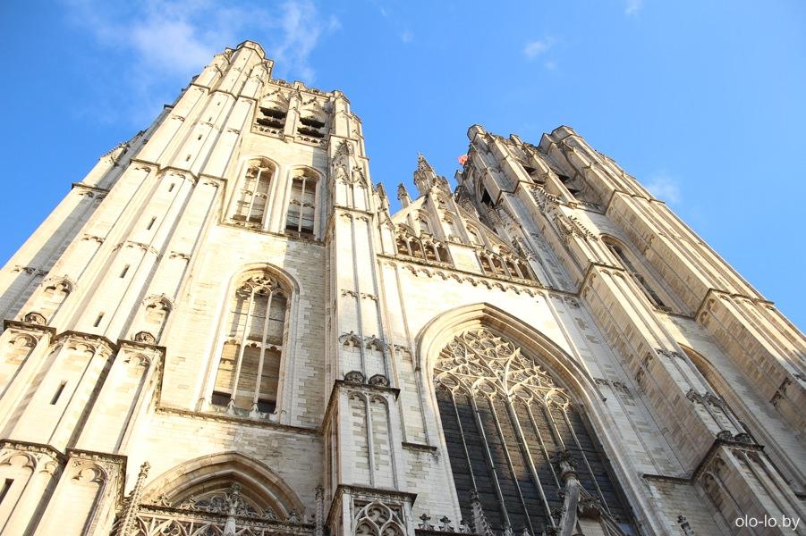собор Святого Михаила, Брюссель