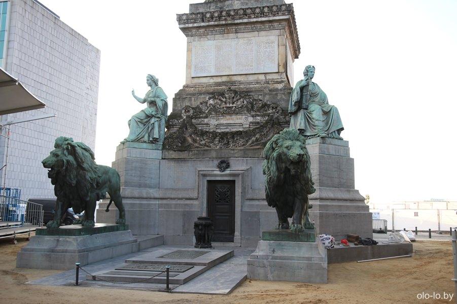 колонна Конгресса, Брюссель