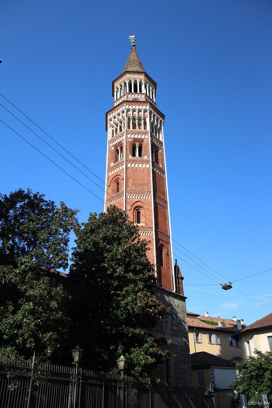 церковь Сан Готардо, Милан