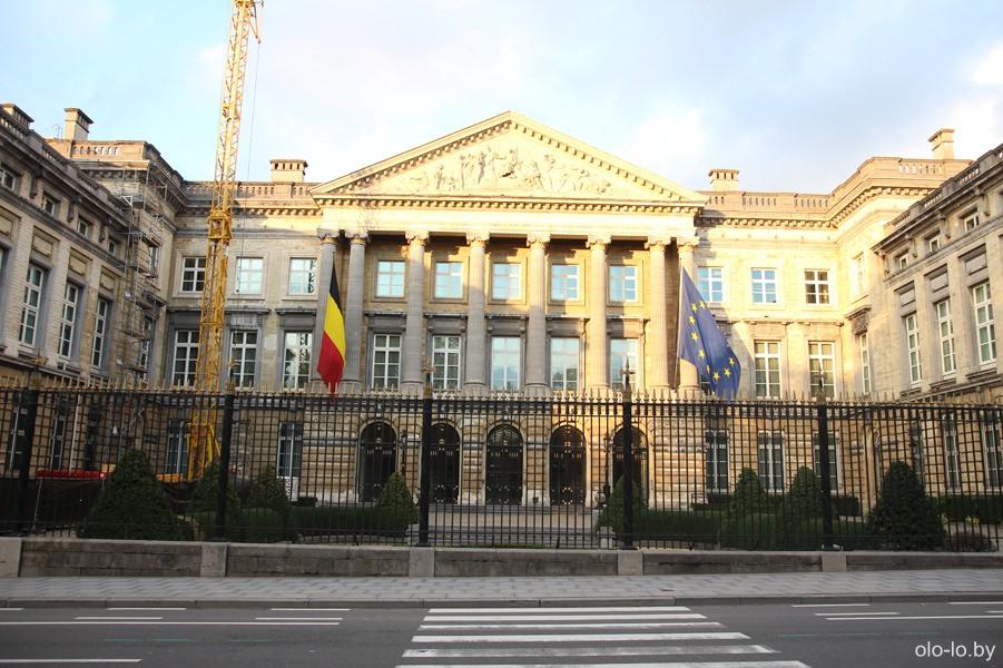 дворец Наций, Брюссель