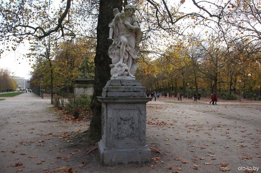 Брюссельский парк
