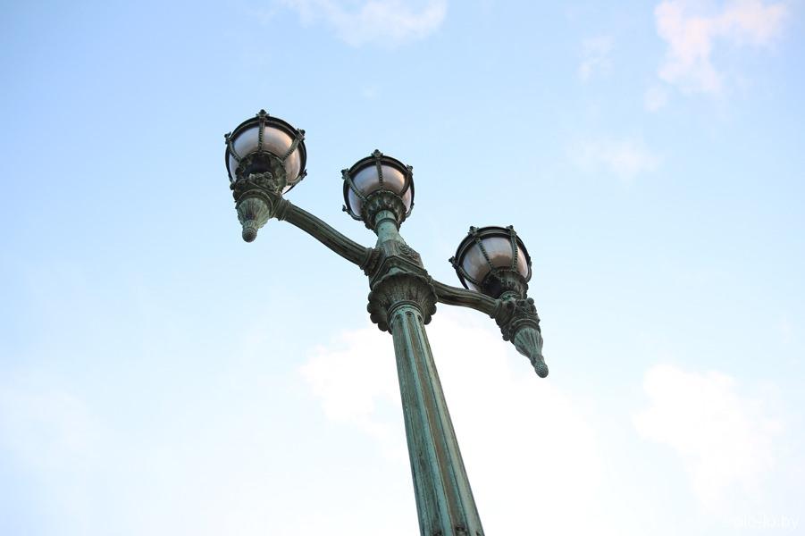 фонарь, Брюссель