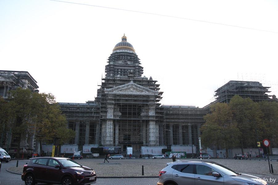 дворец Правосудия, Брюссель