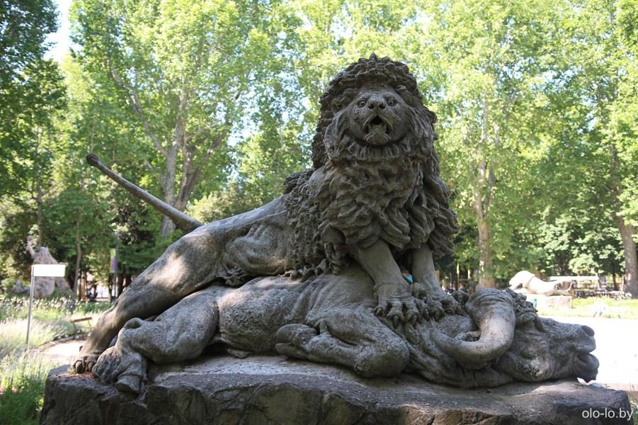 парк Монтанола