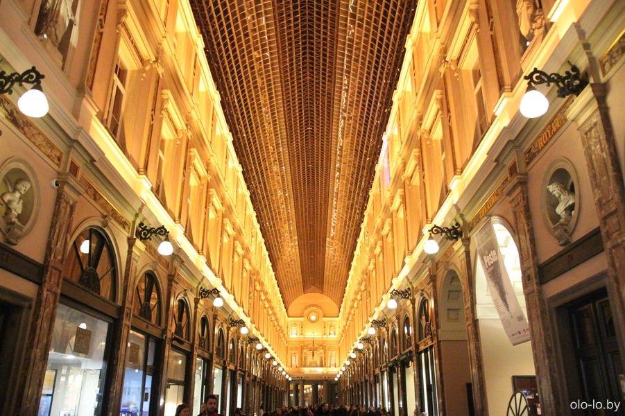галерея короля, Брюссель